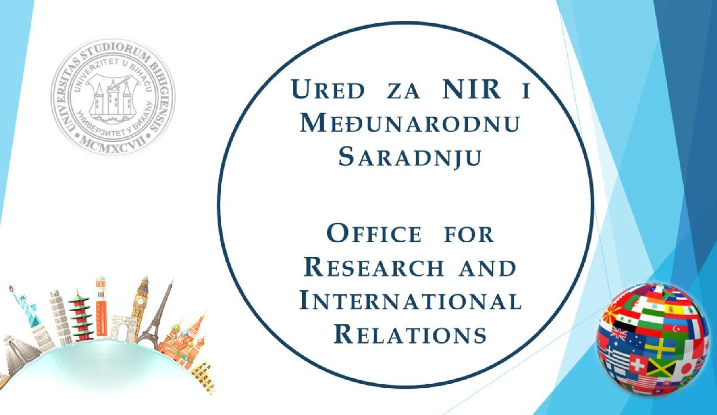 Office for research and international relations