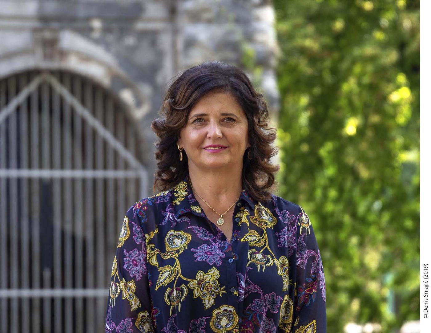 Dženana Gačo, PhD. Vice-Rector for Teaching and Student Affairs