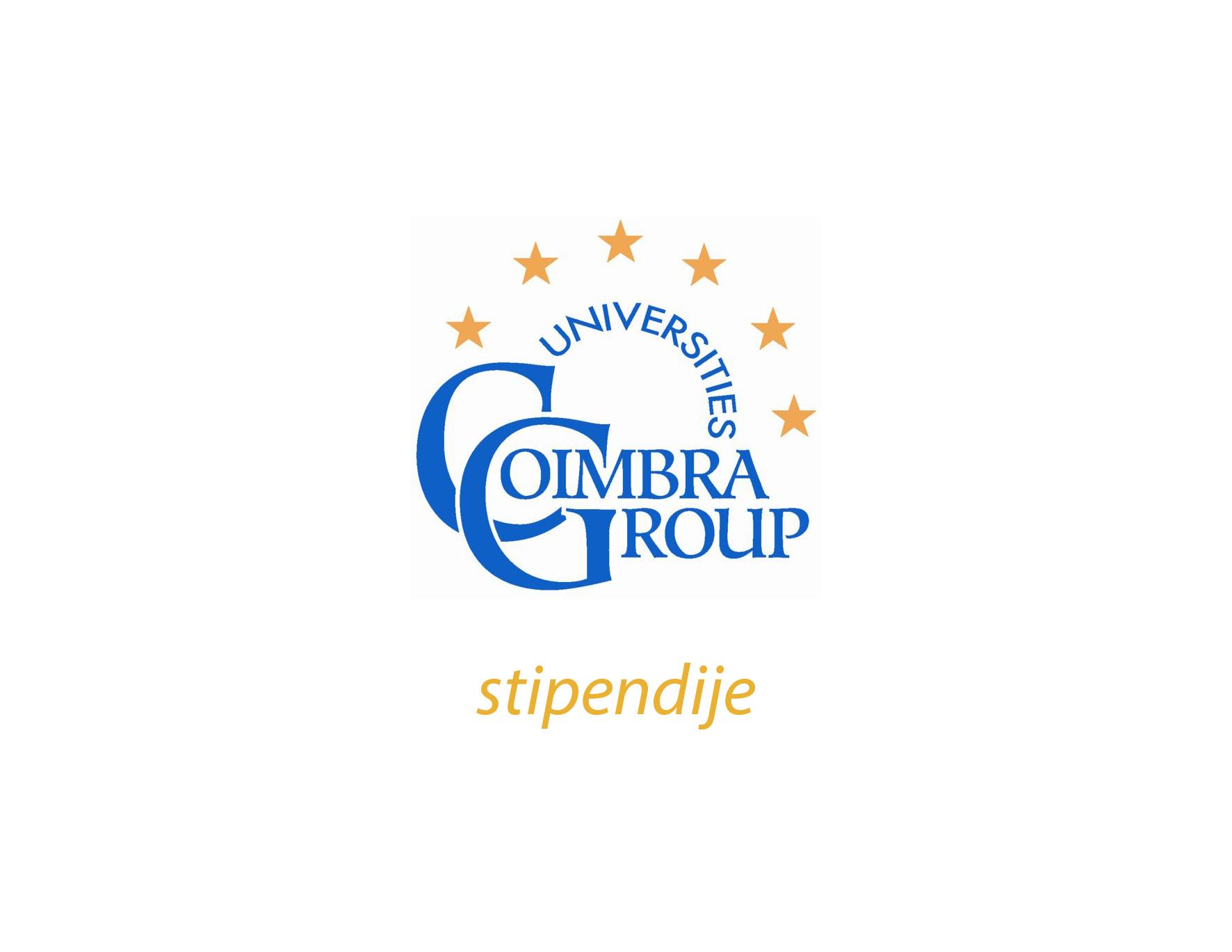 Coimbra Group kratke stipendije