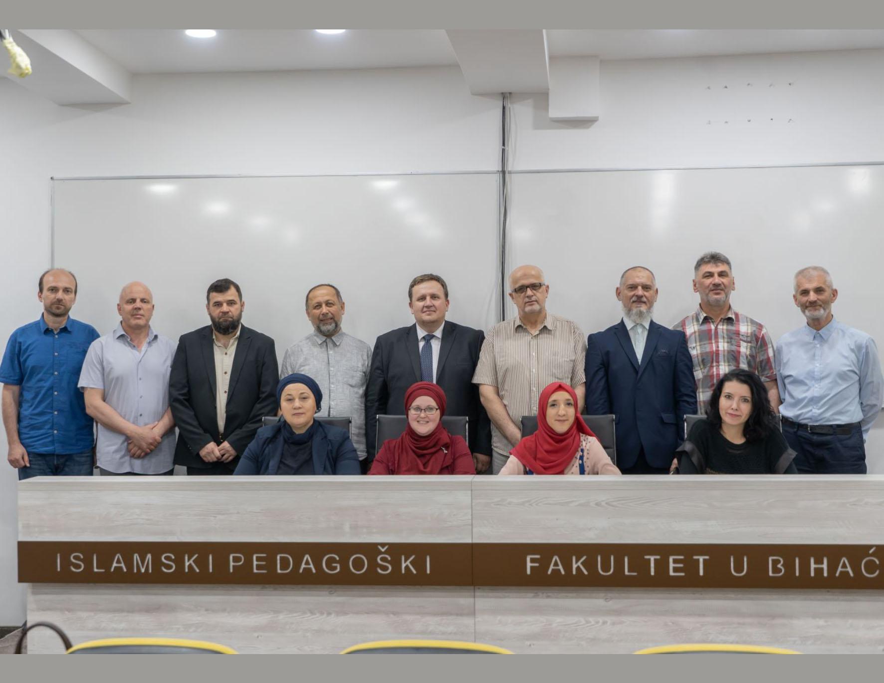 Islamski pedagoški fakultet Univerziteta u Bihaću nudi online podršku za građane USK