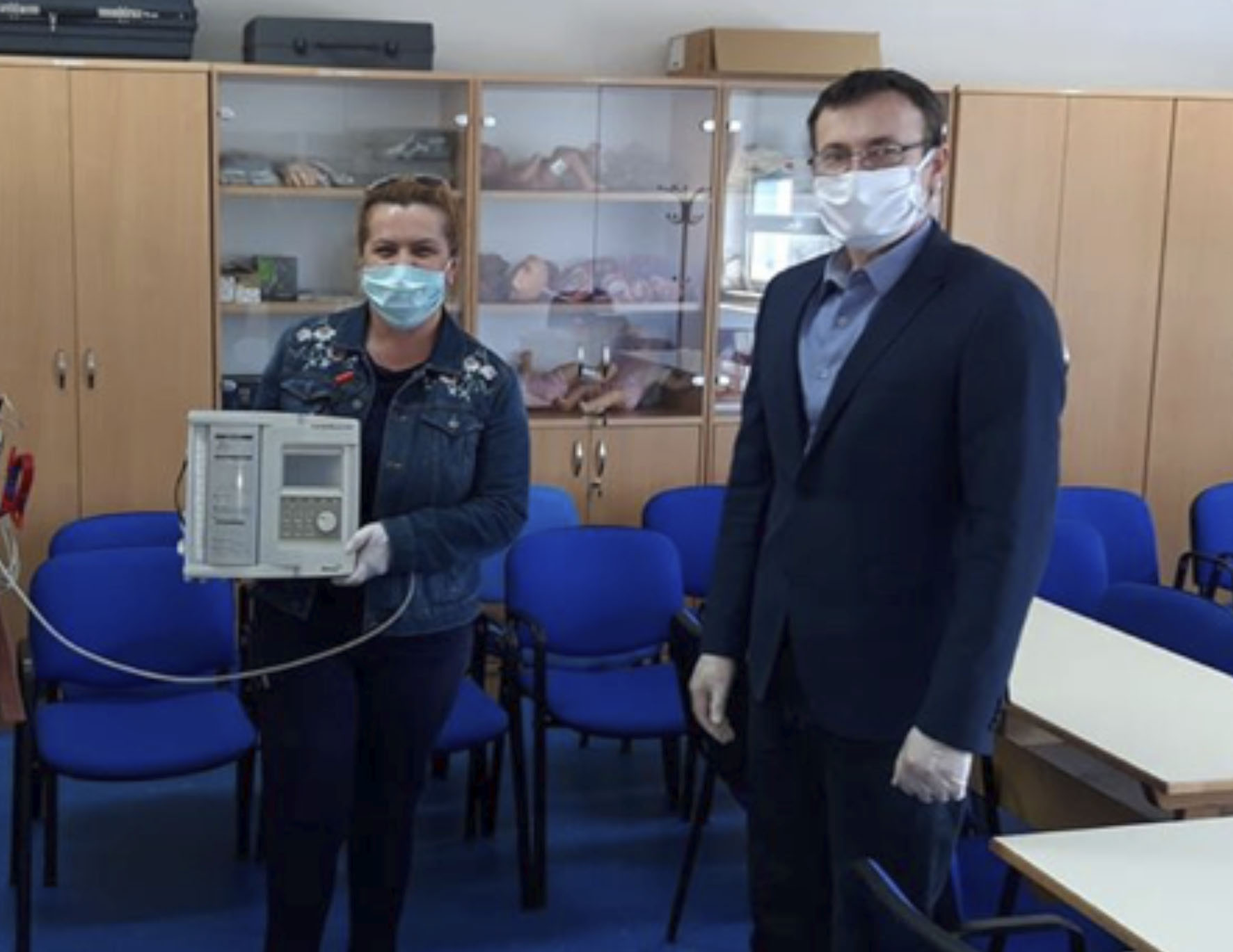 Fakultet zdravstvenih studija u borbi protiv koronavirusa