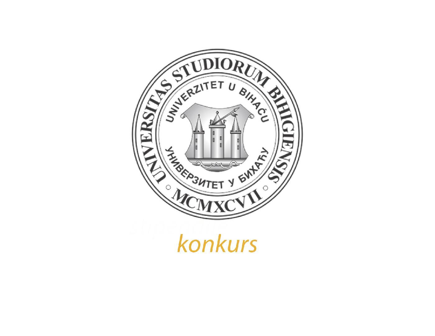 Konkurs Fakulteta zdravstvenih studija Univerziteta u Bihaću