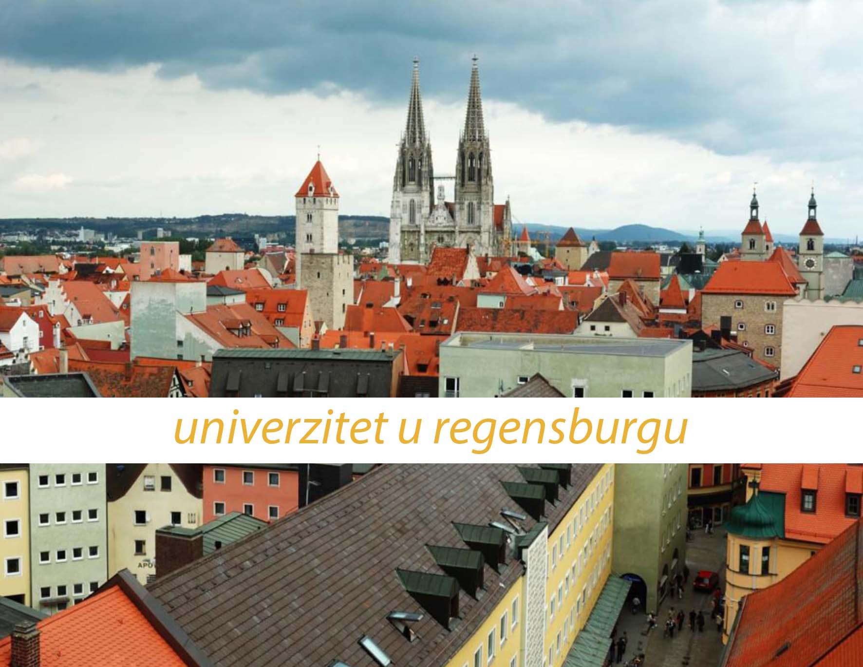 Postdoktorat na Univerzitetu u Regensburgu