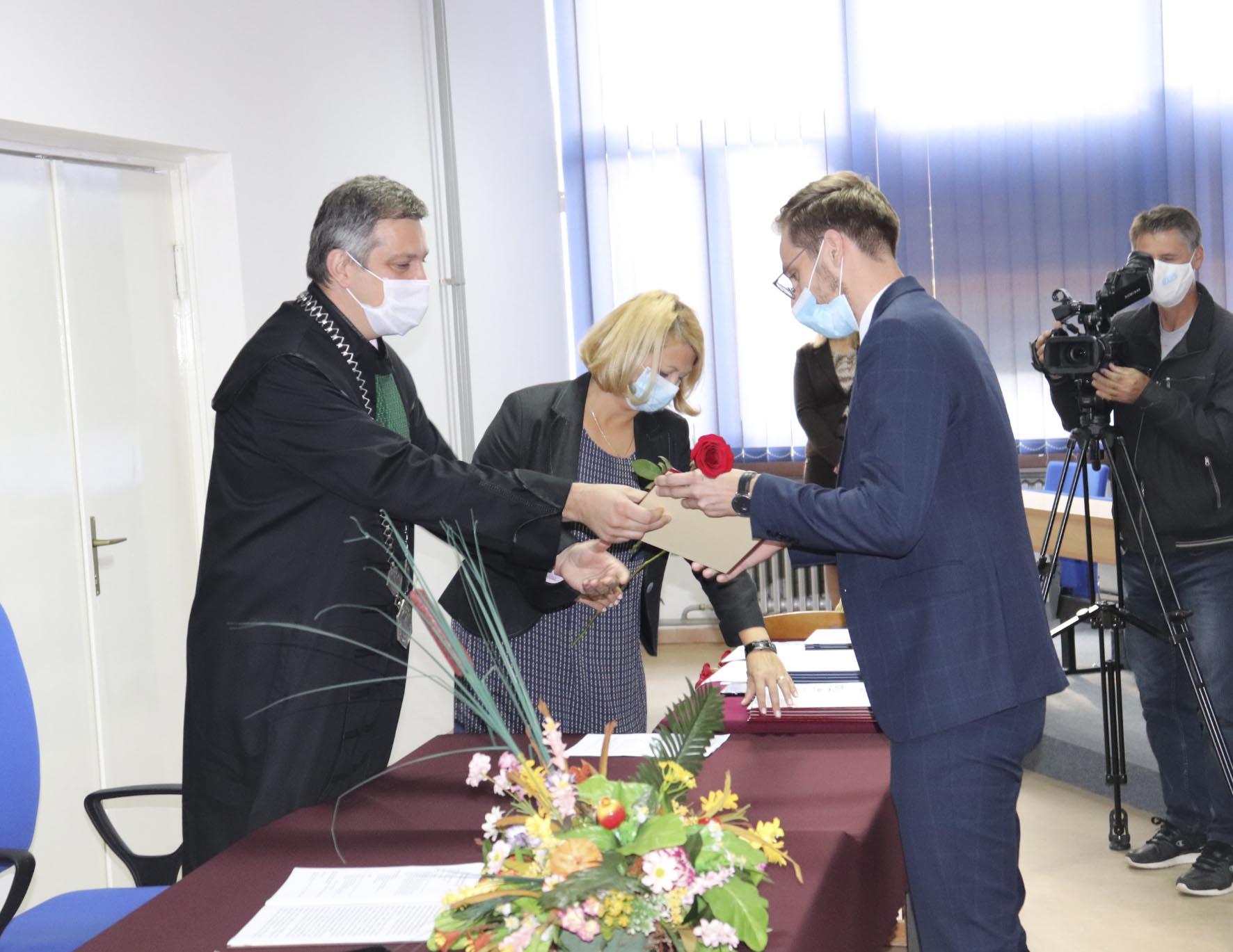 Promocija studenata Tehničkog fakulteta Univerziteta u Bihaću