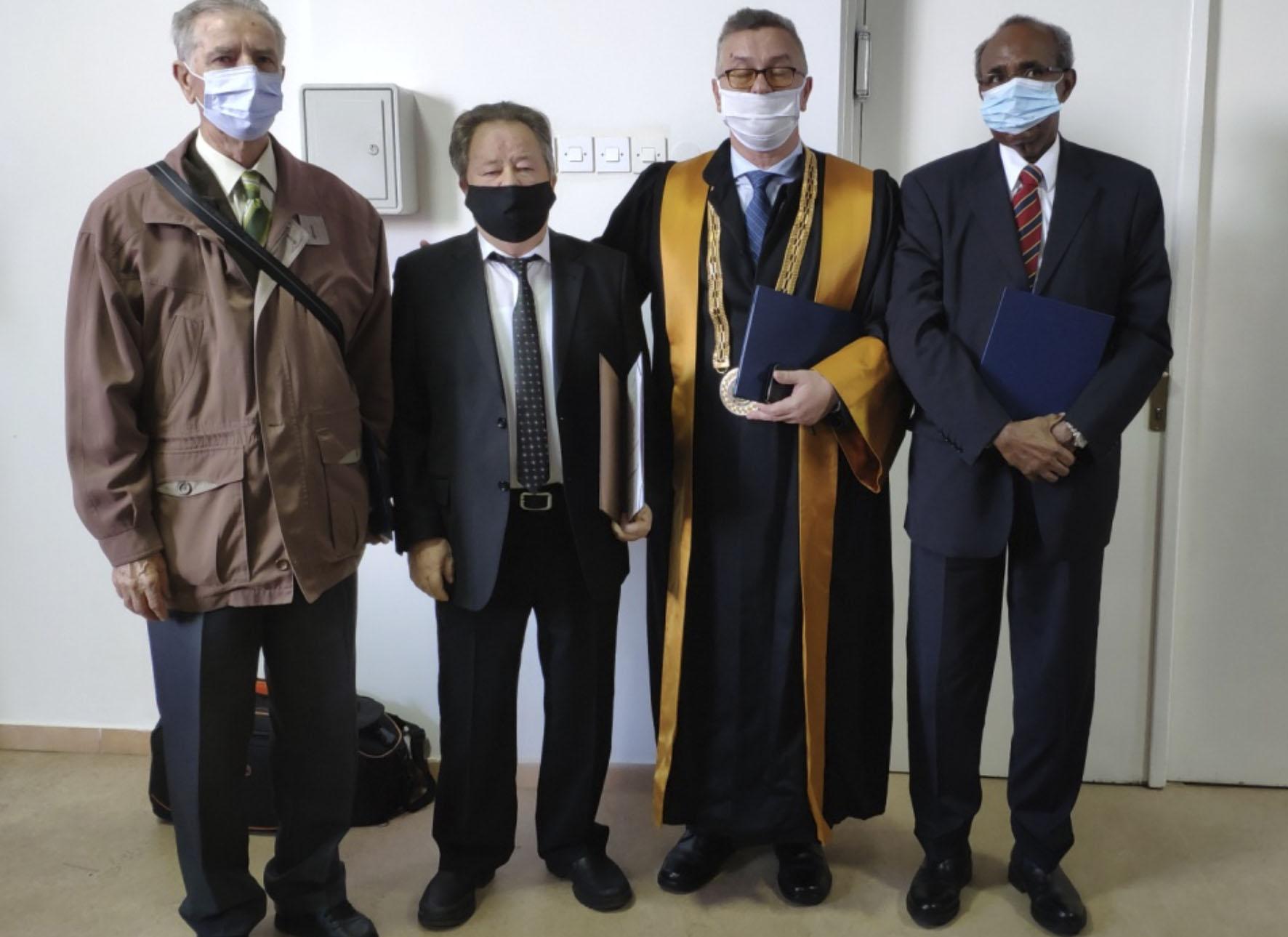 Svečana sjednica Senata Univerziteta u Bihaću