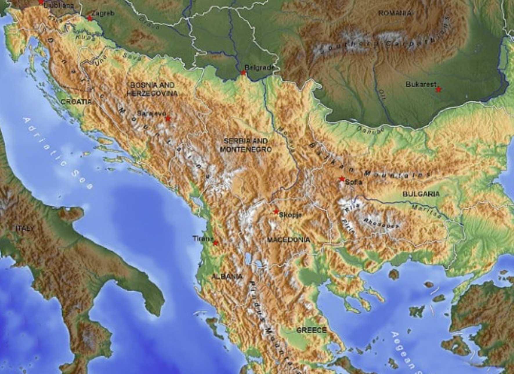Poziv za dostavljanje istraživačkih radova za žurnal Balkan Studies