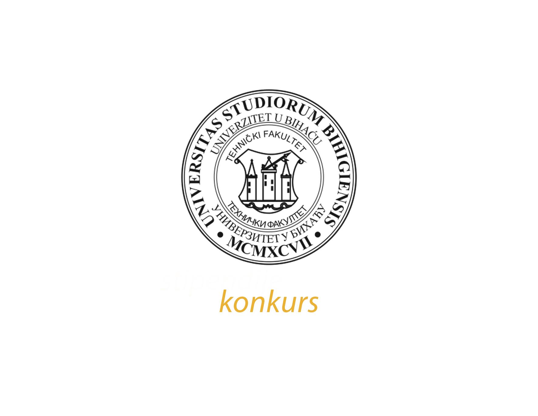 Ispravka teksta u Konkursu Tehničkog fakulteta Univerziteta u Bihaću