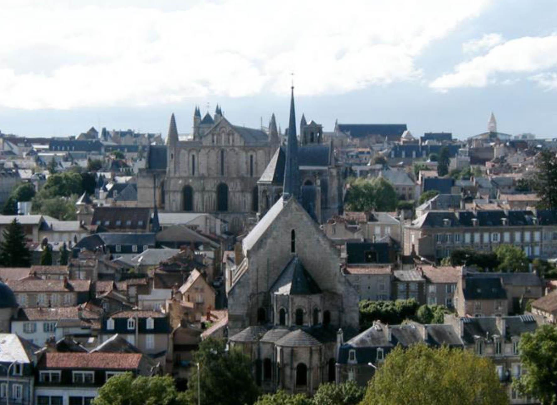 Stipendiranje razmjene studenata na Univerzitetu Poitiers u Francuskoj
