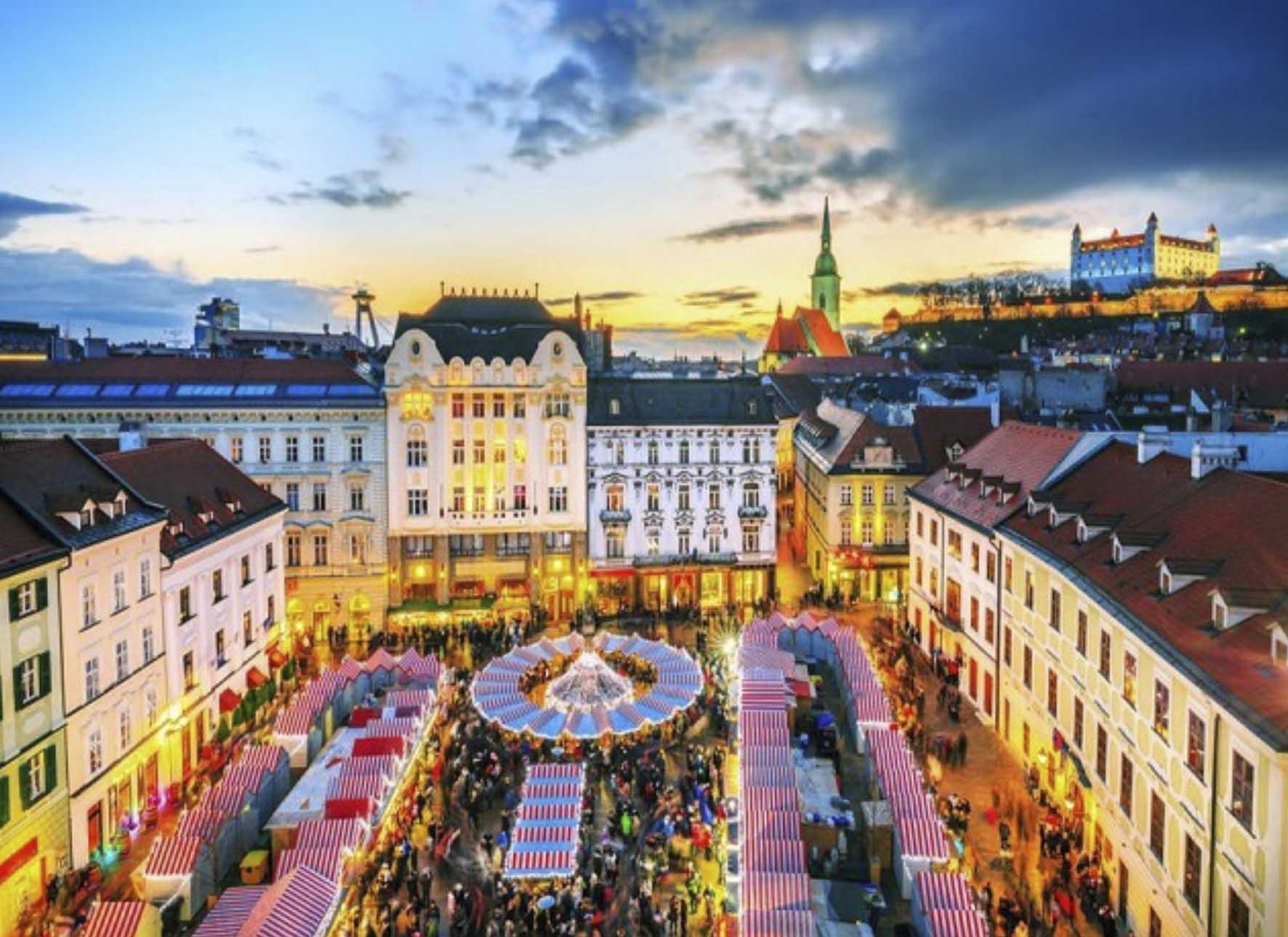 Stipendije za studij ili istraživanje u Slovačkoj tokom 2021/2022. akademske godine