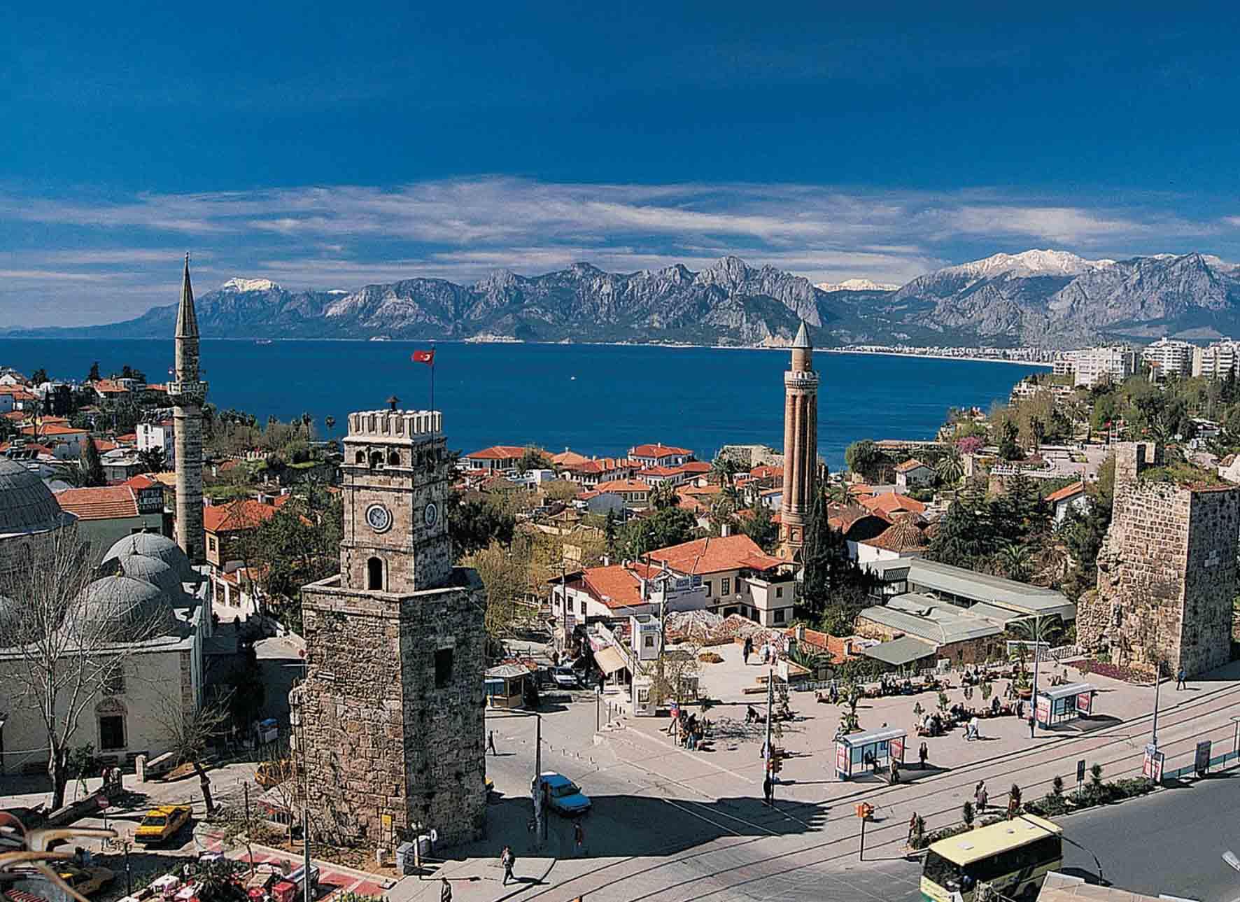 Kamp za mlade u Antaliji u okviru projekta Procesa saradnje u Jugoističnoj Evropi (SEECP)