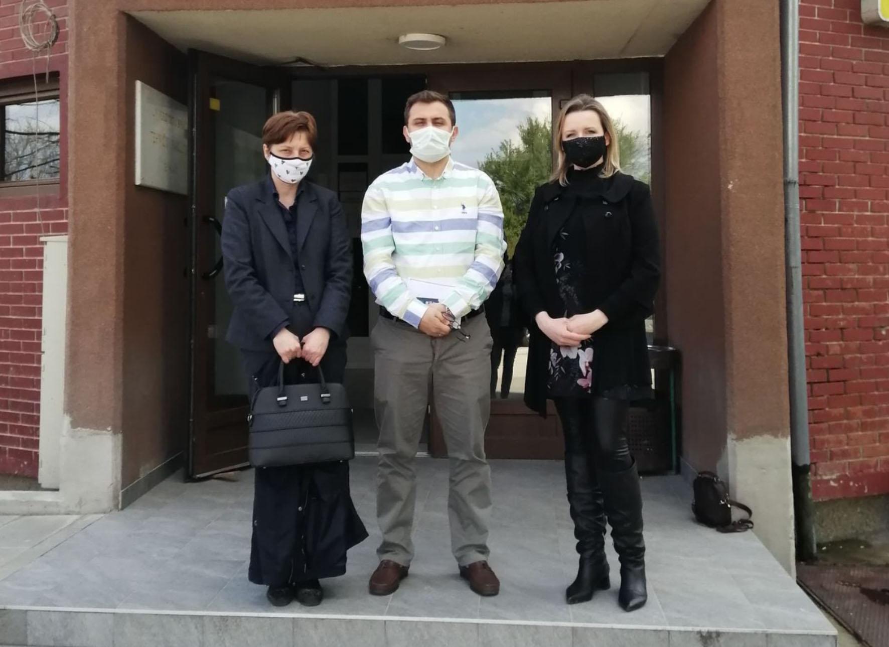 Posjeta predstavnika Univerziteta Eskişehir Osmangazi Univerzitetu u Bihaću