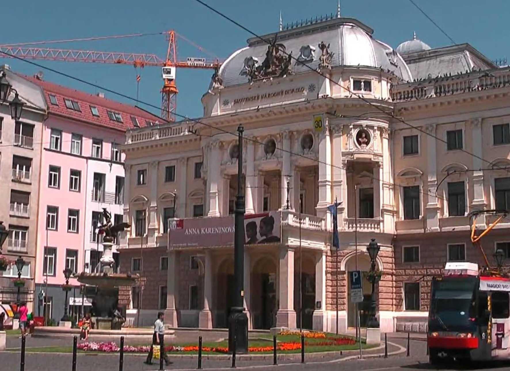 Stipendije Republike Slovačke za akademsku godinu 2021/2022.