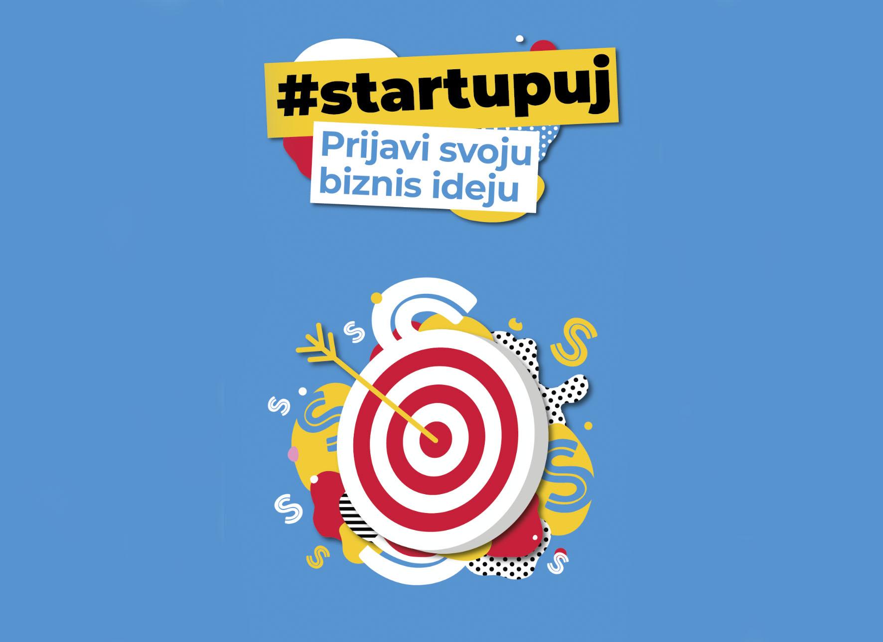 #startupuj – prijavi svoju biznis ideju!