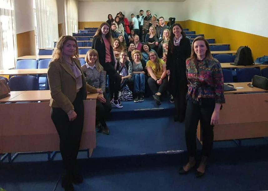 Posjeta studenata sa Utrecht Univerziteta iz Nizozemske