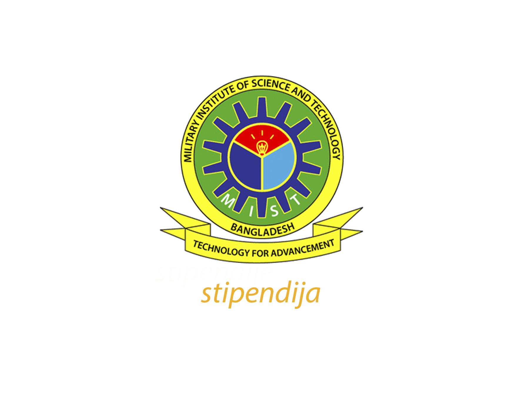 Studij na vojnom institutu za nauku i tehnologiju u Daki (Bangladeš)