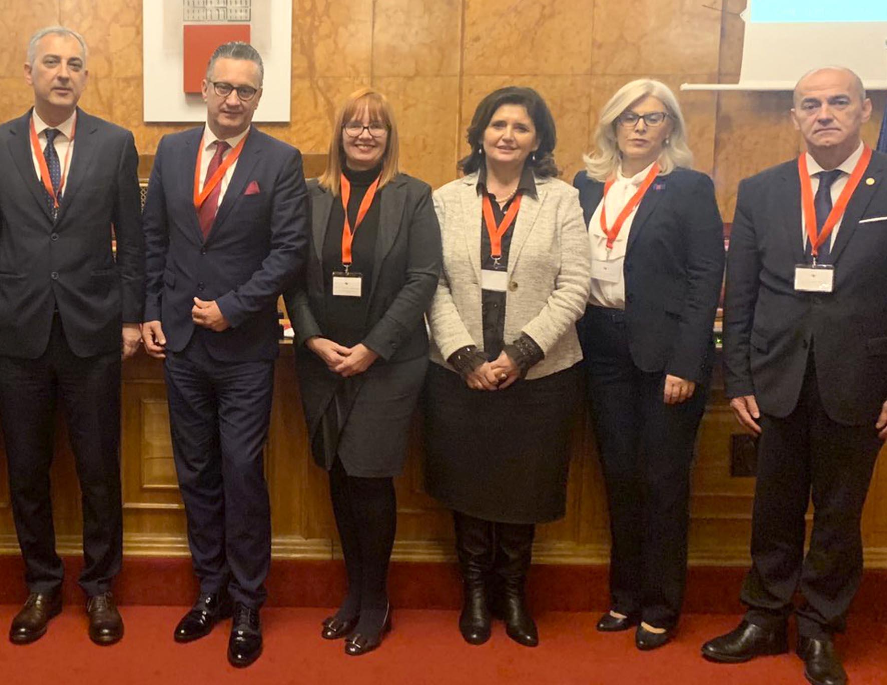 Rektorica (v. d.) Univerziteta u Bihaću učestvovala na Petom Rektorskom forumu univerziteta Jugoistočke Europe i Zapadnog Balkana