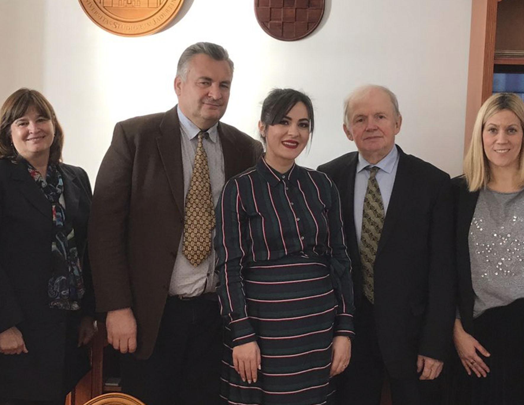 Samra Mujanić odbranila doktorsku disertaciju na Sveučilištu u Zadru