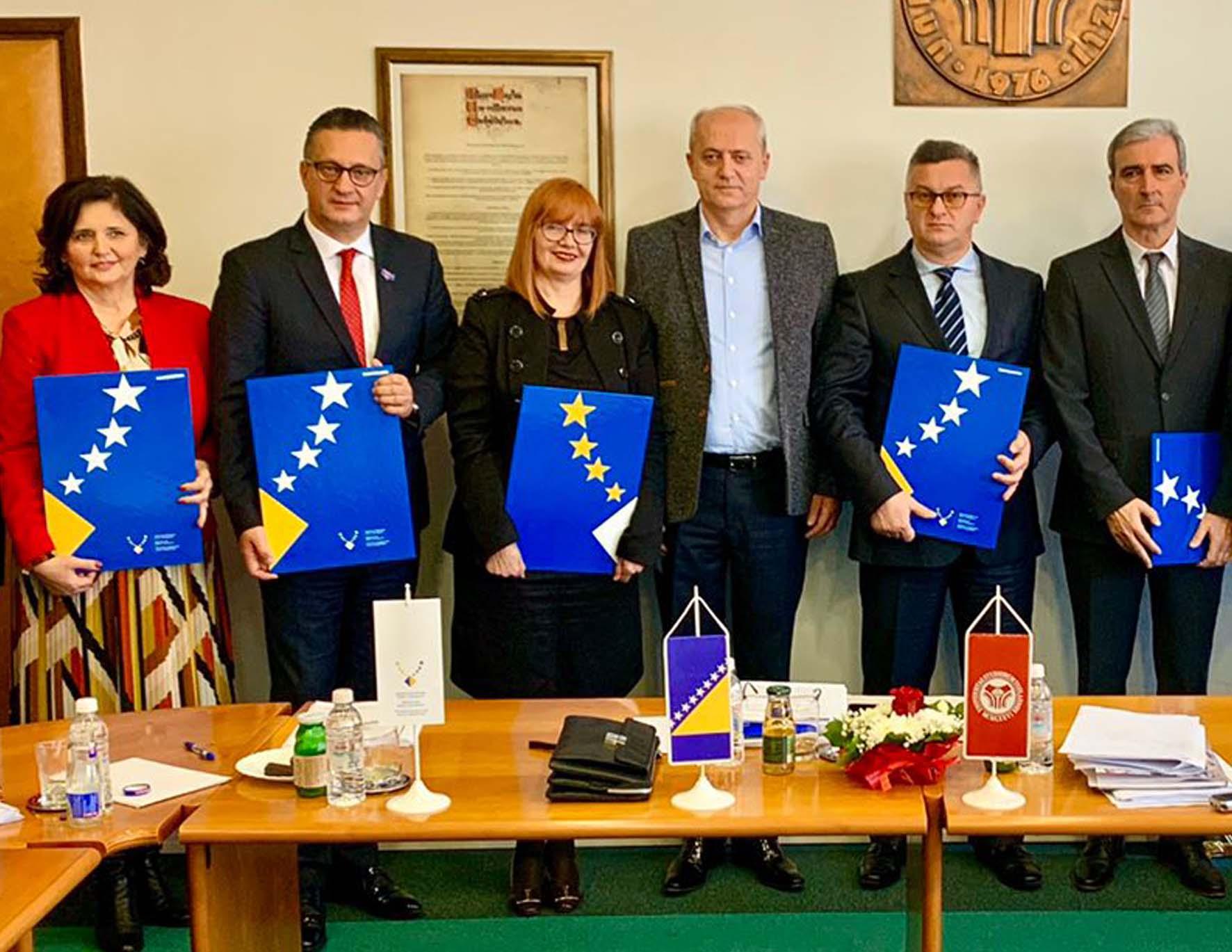 Univerzitet u Bihaću domaćin Rektorske konferencije za 2020. godinu