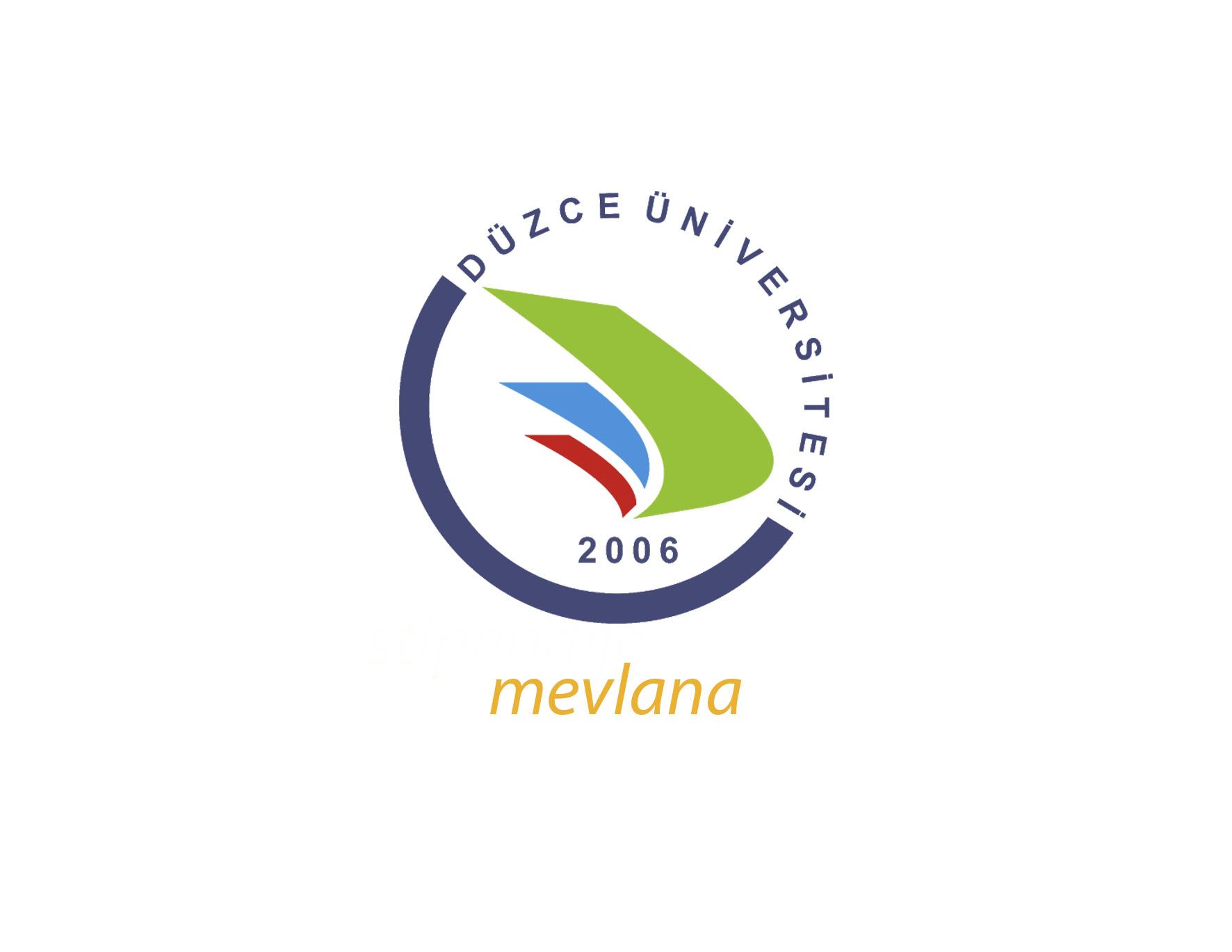 Mevlana program razmjene za studente i nastavnike na Düzce univerzitetu