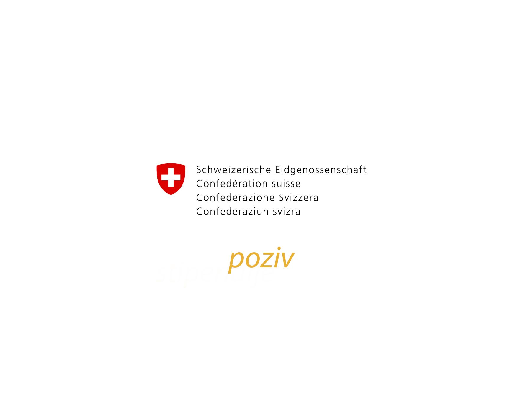 Poziv za promociju istraživanja i inovacija Švicarske agencije za razvoj i kooperaciju SDC
