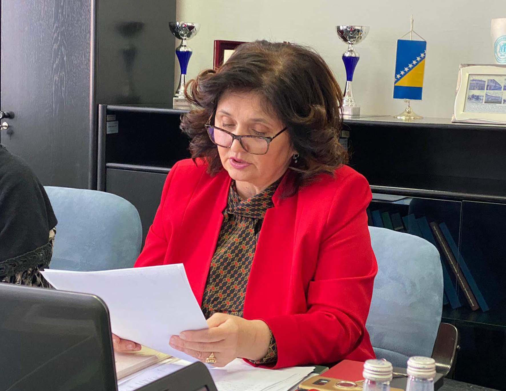 Rektorska konferencija / Rektorski zbor Bosne i Hercegovine u Bihaću