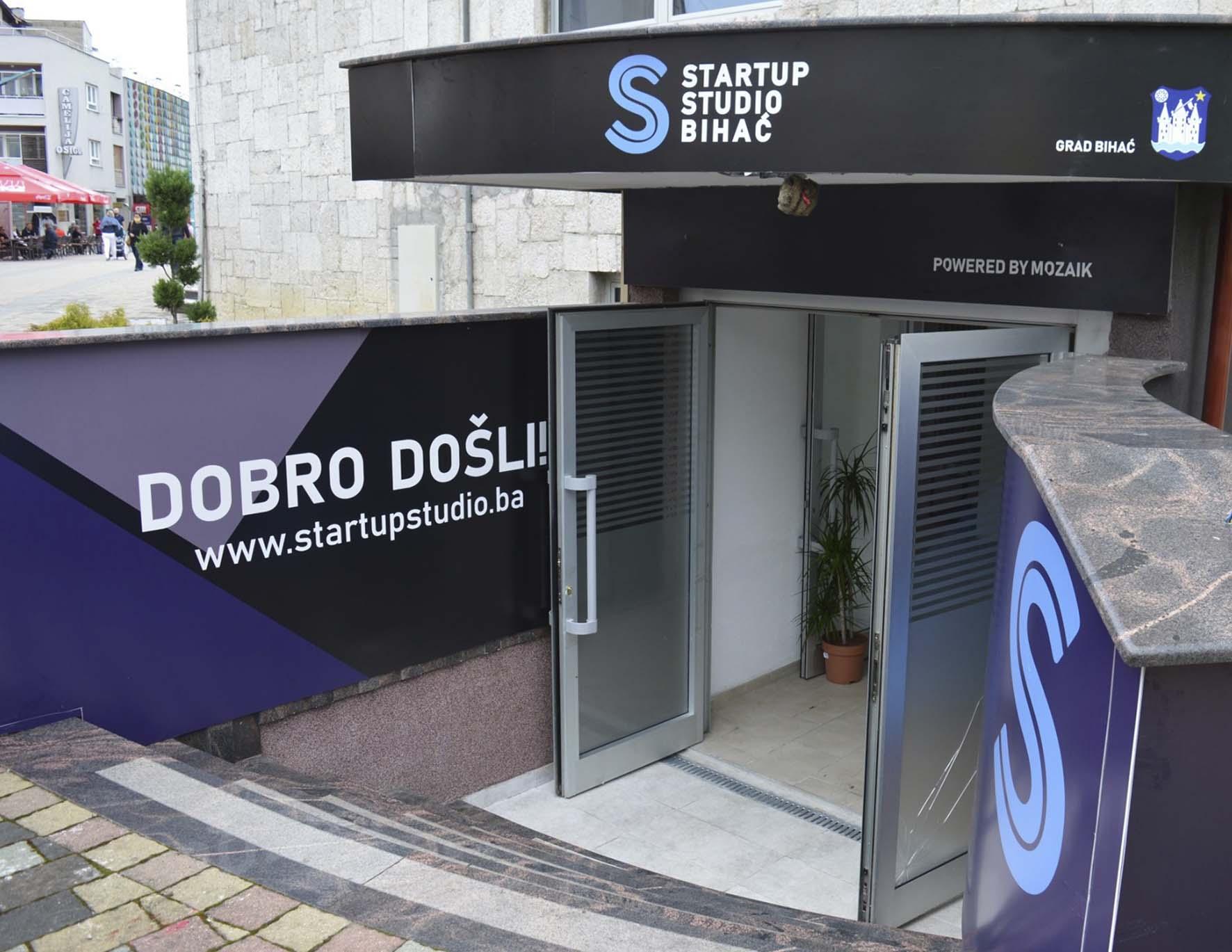 Bihać dobio Startup studio
