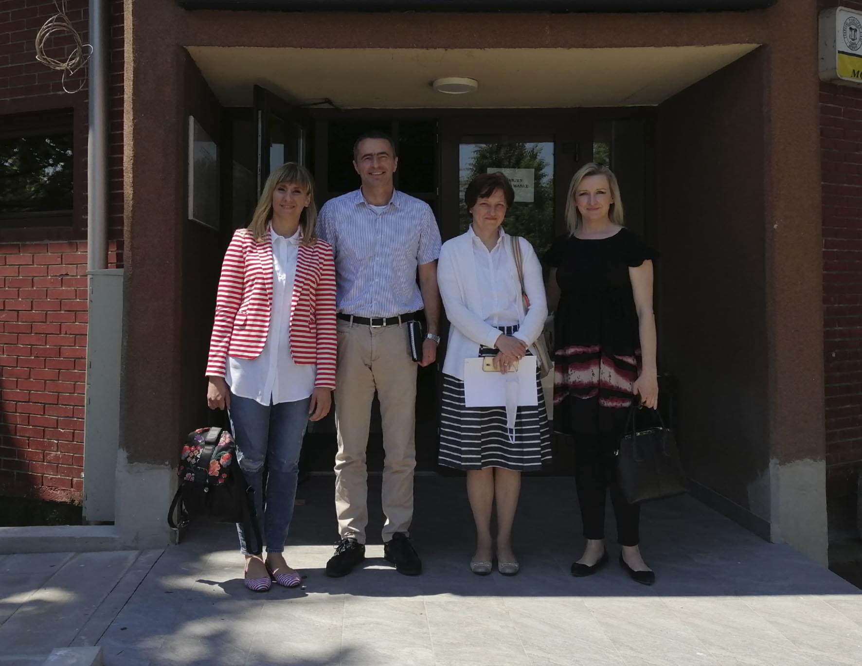 Posjeta Direktora Erasmus+ kancelarije BiH Uredu za međunarodnu saradnju UNBI