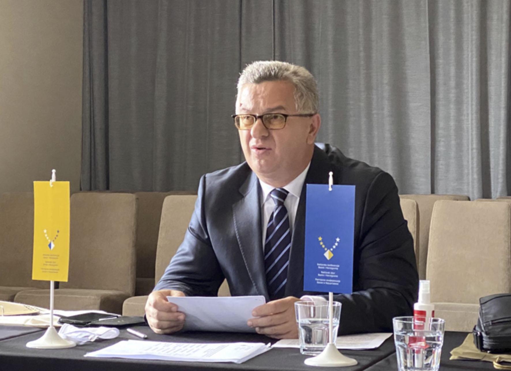2. redovna sjednica Rektorske konferencije Bosne i Hercegovine