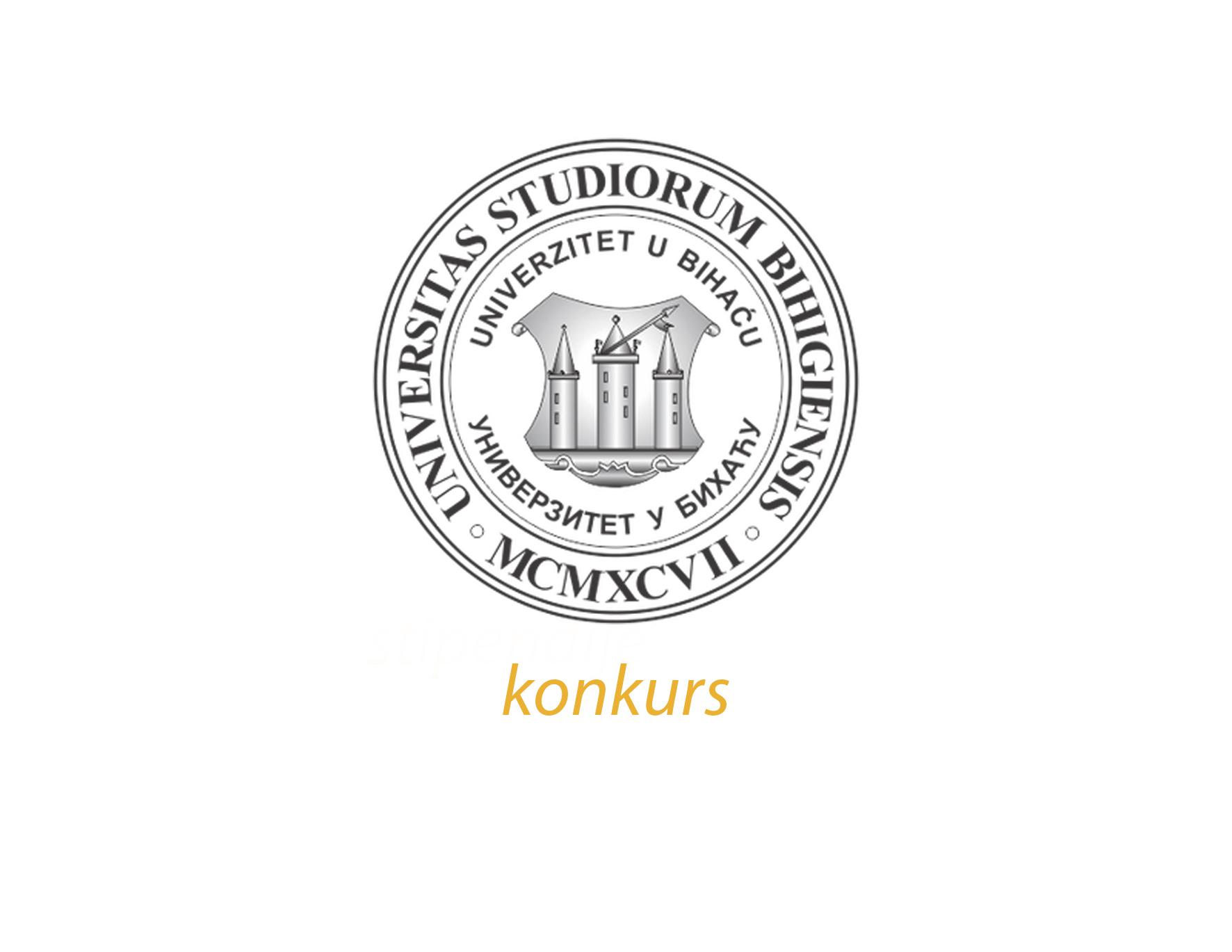 Konkurs Univerziteta u Bihaću